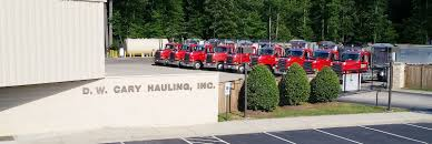 Trucking | Heavy Hauling | Commercial | Residential - D.W. Cary ...