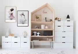bold botanical toddler room kinder zimmer nordli ikea
