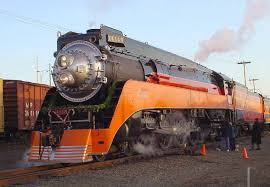 Southern Pacific class GS 4