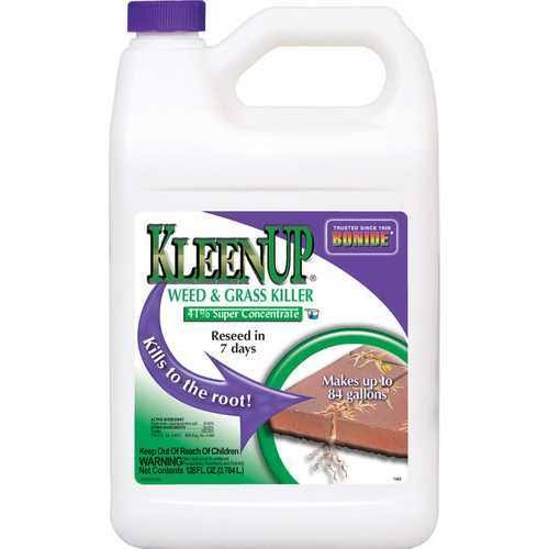 Bonide Concentrate Kleen Up Weed Killer - 1gal