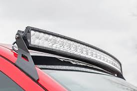 52 in Curved Cree LED Light Bar X5 Series