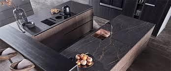 raffinierte frontoptik exklusive materialien a30 küchenmeile