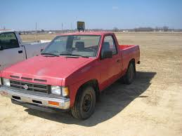 100 1991 Nissan Truck Pickup