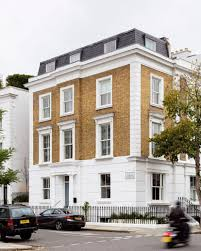 104 Notting Hill Houses Townhouse London W11 Brosh Architects Archello