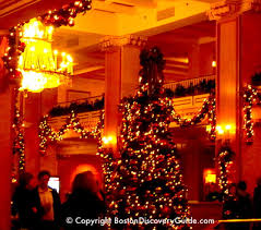 Christmas Tree Shop No Dartmouth Ma by Top Christmas In Boston Events Boston Christmas Eve