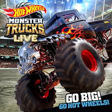 99 Monster Trucks Tickets Win Tickets To Hot Wheels Truck LIVE