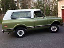 1972 Chevy K5 Blazer CST 4x4 - Vintage Mudder - Reviews Of Classic ...