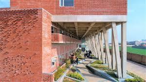 100 Zeroenergy Design Gallery Of Boys Hostel Block Zero Energy Lab 14