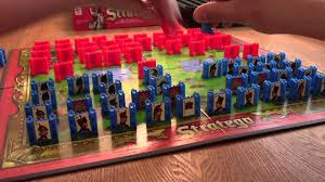 Stratego Board Game Review By Shawn Lane