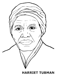 Online Black History Coloring Pages 26 About Remodel Line Drawings With