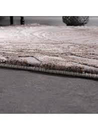 paco home designer teppich modern wohnzimmer teppiche 3d palmen muster in grau beige creme klingel