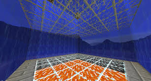 100 Wall Less House A Underwater Minecraft