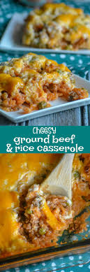 A Perfect Quick Easy Weeknight Meal Comfort Food Like This Flavorful Cheesy Ground