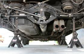 100 Truck Axles Narrowing GM To Fit Deep Lip Wheels Tech HowTo