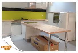 acheter plan de travail cuisine plan de travail hêtre massif nature fsc 100 la boutique du