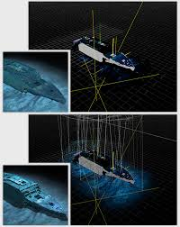 Titanic Sinking Animation National Geographic by Ixtract Titanic On Behance