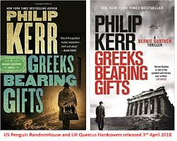 And I Made Our Way To St Marys Church Wimbledon Pay Respects An Extraordinary Talent In The Genre That Is Crime Thriller Philip Kerr