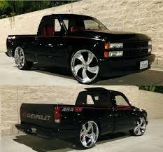 Chevrolet Silverado Truck 454 Ss Chevy C 10 Trucks Pinterest : The ...