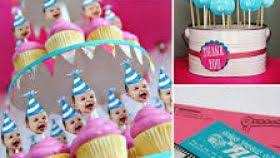 Birthday Party Themes For One Year Old Baby Girl