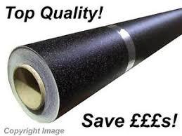 black sparkle glitter effect flooring vinyl floor ebay