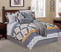 blue and gray bedding sets simple of target bedding sets and bed