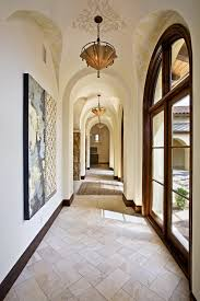 mudroom tile ideas mediterranean with atrium courtyard