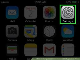 How to Change Restriction Password Settings on an iPhone