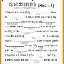 Halloween Mad Libs For 3rd Grade by Check Out Our Autumn Mad Libs To Print With Stories About Apple