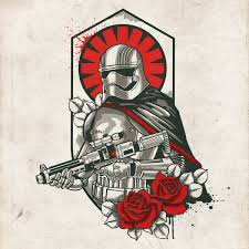 Paulo Capdeville Star Wars Old School Tatoos 4 Tatou Pinterest