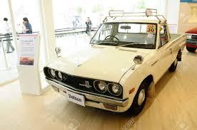 100 Datsun Truck BANGKOK JANUARY 19 Or Nissan L620 1300 Cc Vintage