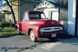 1954 Ford F100 Pick Up