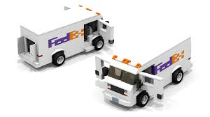 Custombricksets — LEGO FedEx Cargo... 2017 Tagged Cargo Brickset Lego Set Guide And Database 60183 Heavy Transport City Brickbuilder Australia Lego 60052 Train Cow Crane Truck Forklift Track Remote Search Farmers Delivery Truck Itructions 3221 How To Build A This Is From The Series Amazoncom Toys Games Chima Crocodile Legend Beast Play Set Walmartcom Jangbricks Reviews Mocs Garbage 4432 Terminal Toy Building 60022 Review Future City Cargo Lego Legocity Conceptcar Legoland