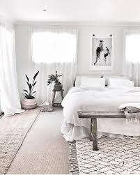 Scandinavian Boho Bedroom By Bellalulu Styling