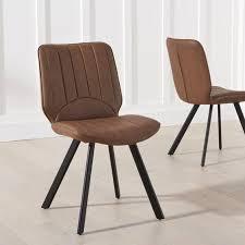 esszimmerstühle in braun preisvergleich moebel 24