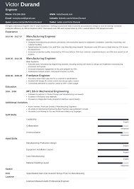 Engineering Resume: Sample And Complete Guide [+20 Examples] 30 Resume Examples View By Industry Job Title 10 Real Marketing That Got People Hired At Nike How To Write A Perfect Food Service Included Phomenal Forager Sample First Out Of College High School And Writing Tips Work Experience New Free Templates For Students With No Research Analyst Samples Visualcv Artist Guide Genius Administrative Assistant Example 9 Restaurant Jobs Resume Sample Create Mplate Handsome Work