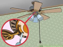 how to fix a loose ceiling fan blade integralbook com