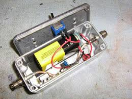 Battery and switch Battery and switch Cell Phone Jammer Inside