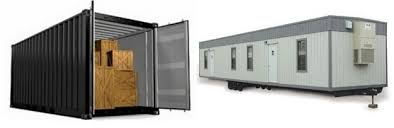 of Mobile Trailers Portable fices Buildings