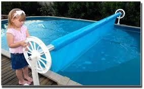 Pool Cover Roller Diy