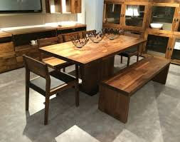 Heavy Lacha Lehenga Style Duty Dining Table And Chairs Set Solid Walnut Wood In