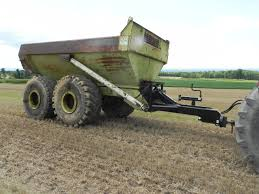40 Ton Dump Trailer - Available For SALE Or For RENT!