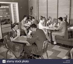 1950s MALT SHOP INTERIOR WITH TEENS AT BOOTHS DRINKING FROM ... Foapcom Malt Shop Diner With Jukebox And Americana Classic Vitra Coffee Table Luckys Classic Burger Stm _ Pretty Tasteless 21 Iconic Nyc Diners Luncheonettes Eater Ny 50s Soda Counter Stools Lit Valance Back Bar 3d 1034 Invicta C Fino Sons Maltas Finest Fniture Kitchens Tables Props Party Accessory 1 Count 2pkg Arihome Vintage Style 37 In Adjustable Height 1950s Chromcraft Dinette Set Goodies 2019 Forzza Flip Folding Desk White Office