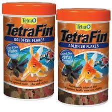 Amazoncom Tetra TetraFin Goldfish Flakes Food With ProCare 22