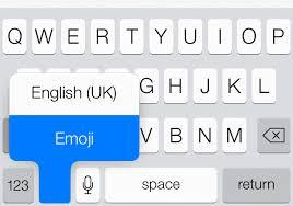 How to use the Emoji keyboard on iPhone
