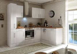 winkelküche landhaus küchenzeile einbauküche l form küche 250 x 172 cm respekta