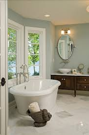 Beautiful Colors For Bathroom Walls by 25 Luxurious Marble Bathroom Design Ideas Benjamin Moore Slate