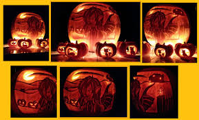 Minion Carved Pumpkins by Pumpkin Carving Contest Winners Subeta