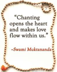 Chanting Opens The Heart