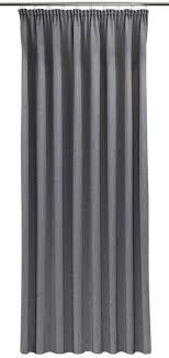 vorhang nach maß una vhg kräuselband 1 stück breite 135 cm