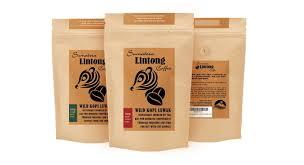 Label Design For Wild Kopi Luwak Premium Indonesian Coffee